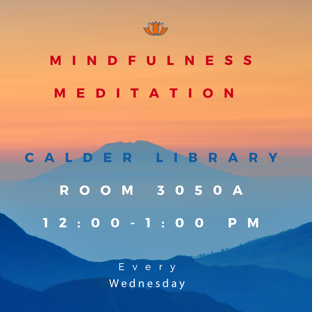 Mindfulness Wednesdays