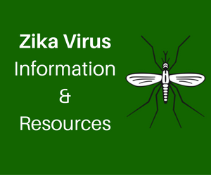 Zika Information and Resources