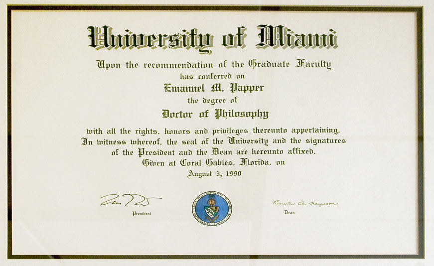 ph d degree degree phd degree certificate